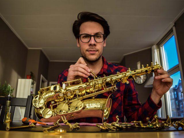 rotterdam saxofoon repairment founder